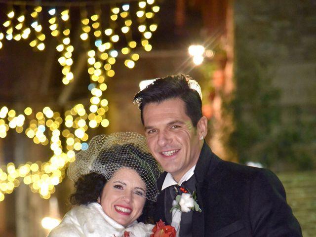 Il matrimonio di Federico e Valentina a Gubbio, Perugia 33