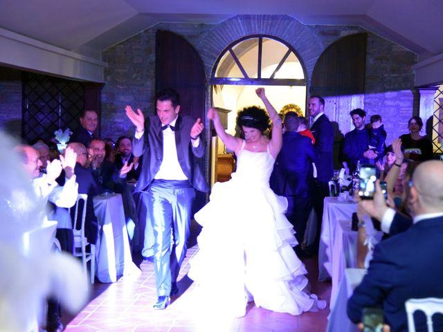 Il matrimonio di Federico e Valentina a Gubbio, Perugia 35