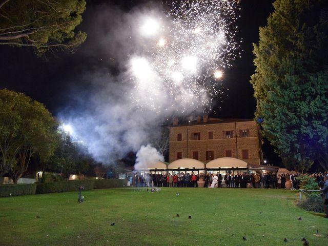 Il matrimonio di Federico e Valentina a Gubbio, Perugia 36