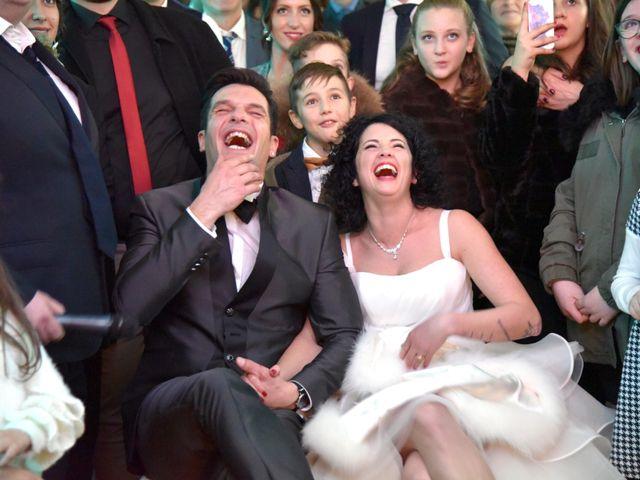 Il matrimonio di Federico e Valentina a Gubbio, Perugia 39