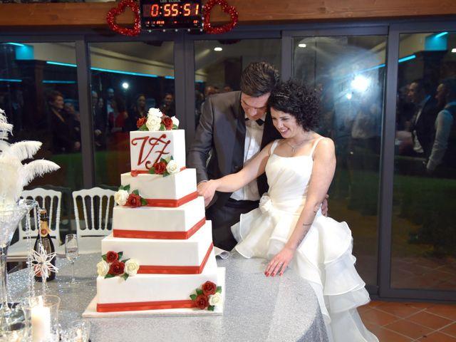 Il matrimonio di Federico e Valentina a Gubbio, Perugia 42