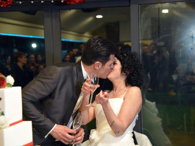 Il matrimonio di Federico e Valentina a Gubbio, Perugia 45