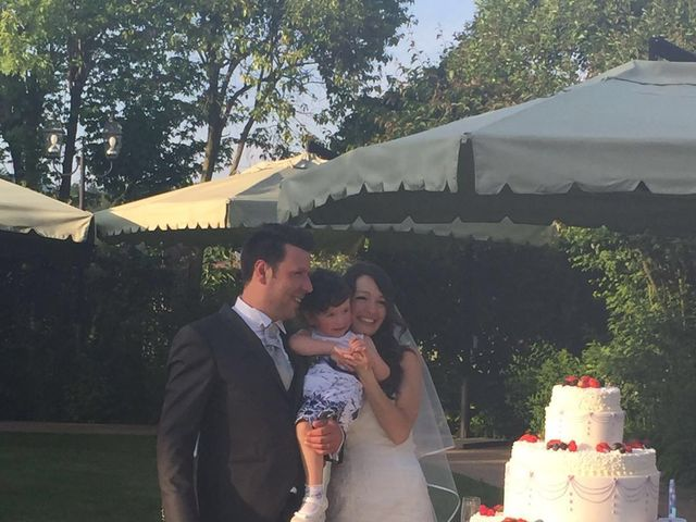 Il matrimonio di Omar e Michela a Bergamo, Bergamo 13