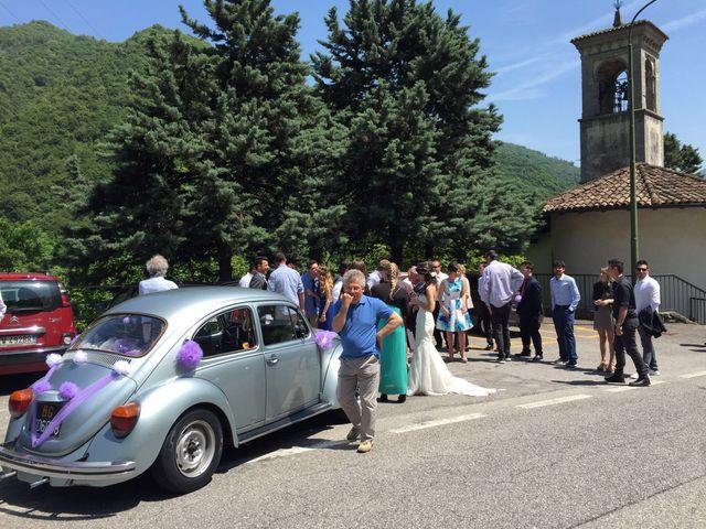 Il matrimonio di Omar e Michela a Bergamo, Bergamo 15