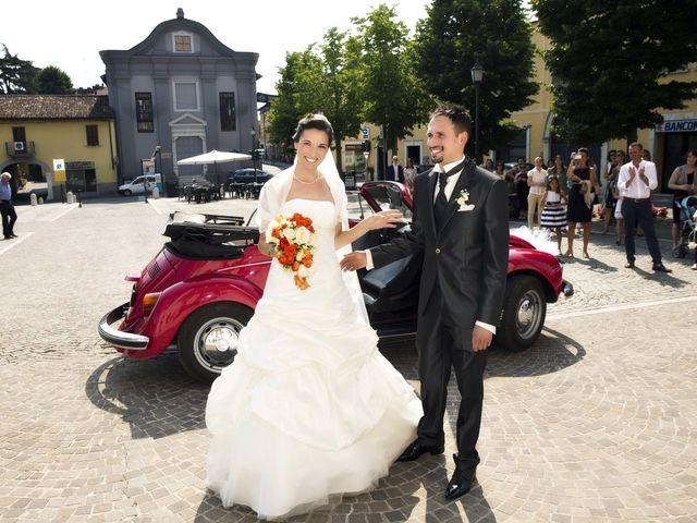 Il matrimonio di Renato e Monica a Castenedolo, Brescia 23