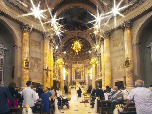 Il matrimonio di Renato e Monica a Castenedolo, Brescia 25