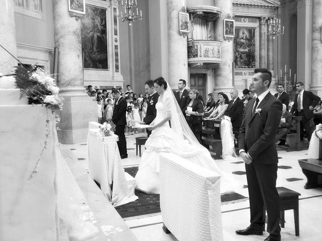Il matrimonio di Renato e Monica a Castenedolo, Brescia 33