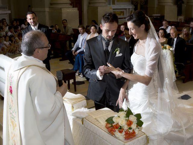 Il matrimonio di Renato e Monica a Castenedolo, Brescia 35