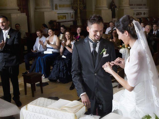 Il matrimonio di Renato e Monica a Castenedolo, Brescia 36