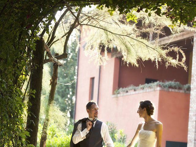 Il matrimonio di Renato e Monica a Castenedolo, Brescia 51