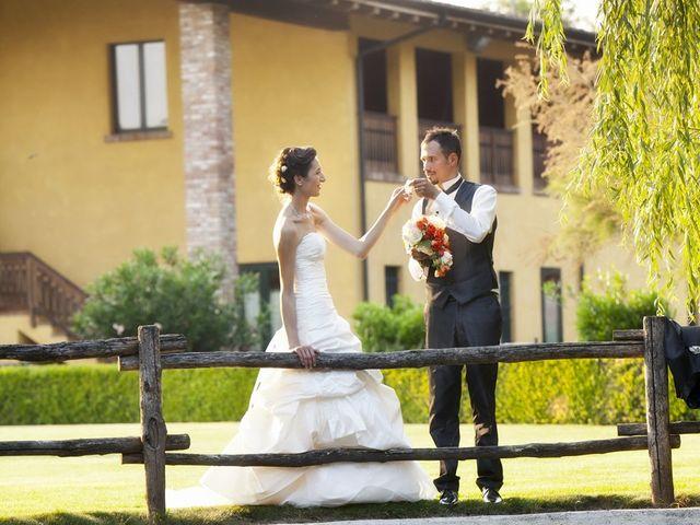 Il matrimonio di Renato e Monica a Castenedolo, Brescia 61