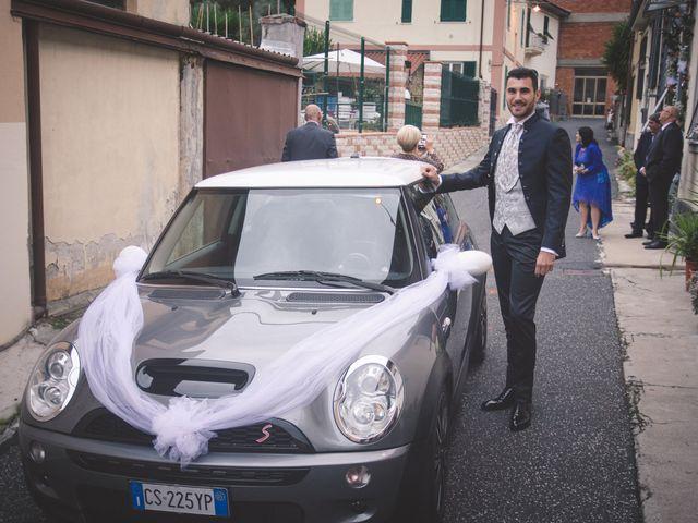 Il matrimonio di Marco e Elena a Ameglia, La Spezia 6
