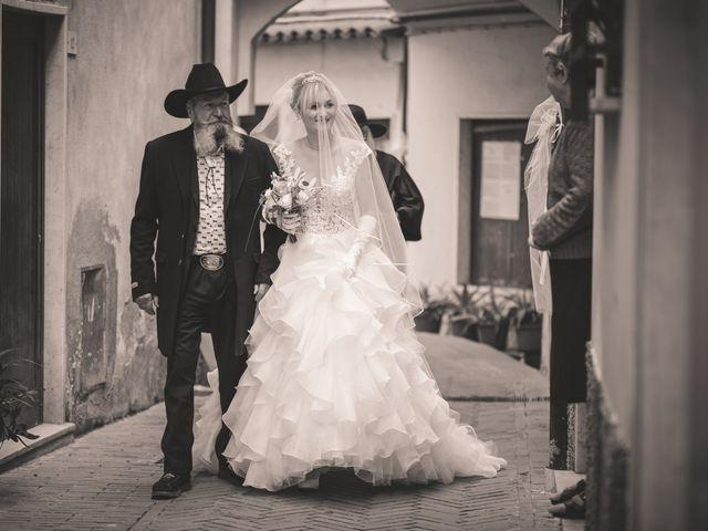 Il matrimonio di Marco e Elena a Ameglia, La Spezia 51
