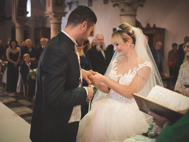 Il matrimonio di Marco e Elena a Ameglia, La Spezia 67