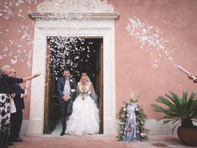 Il matrimonio di Marco e Elena a Ameglia, La Spezia 72