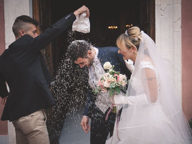 Il matrimonio di Marco e Elena a Ameglia, La Spezia 75