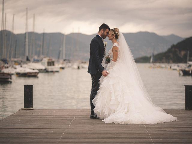Il matrimonio di Marco e Elena a Ameglia, La Spezia 77