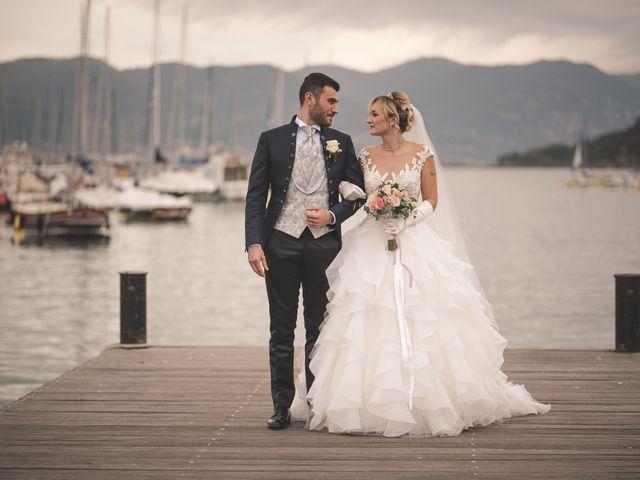 Il matrimonio di Marco e Elena a Ameglia, La Spezia 78