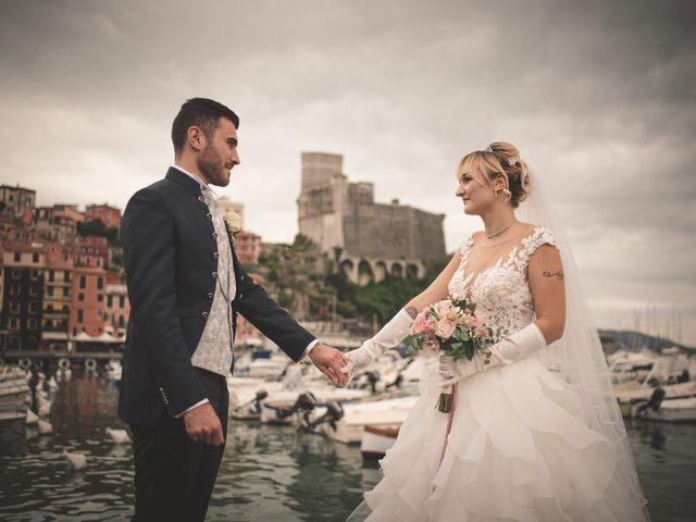 Il matrimonio di Marco e Elena a Ameglia, La Spezia 79
