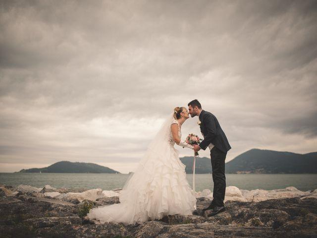 Il matrimonio di Marco e Elena a Ameglia, La Spezia 80