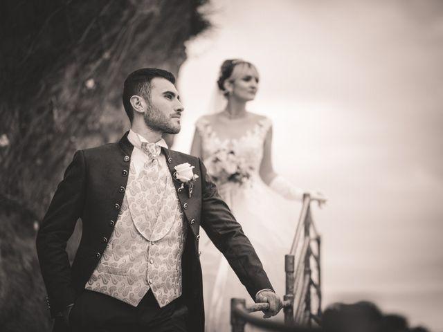 Il matrimonio di Marco e Elena a Ameglia, La Spezia 85