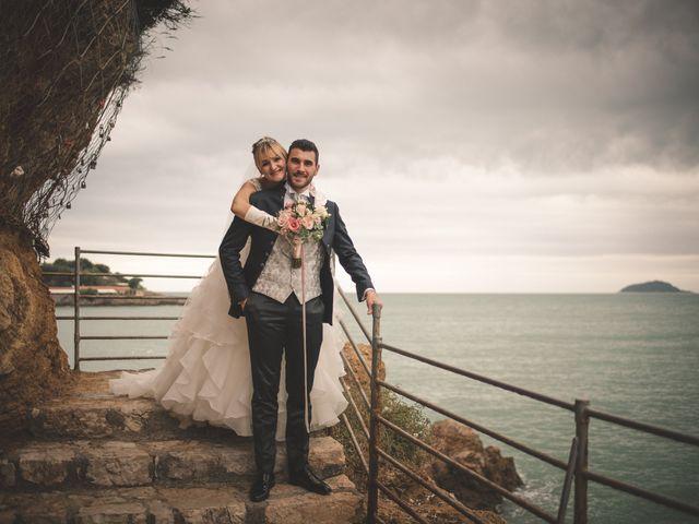 Il matrimonio di Marco e Elena a Ameglia, La Spezia 87
