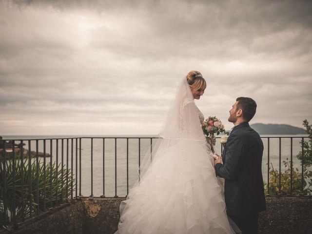 Il matrimonio di Marco e Elena a Ameglia, La Spezia 89