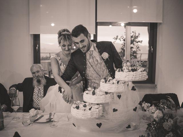 Il matrimonio di Marco e Elena a Ameglia, La Spezia 107