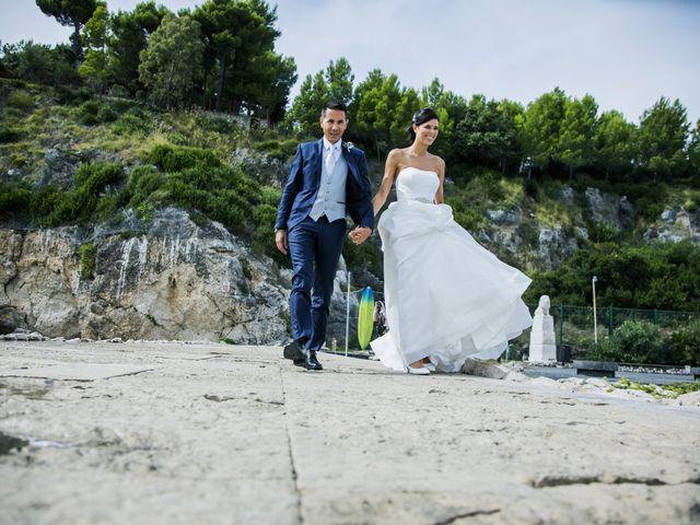 Il matrimonio di Antonio e Federica a Formia, Latina 23