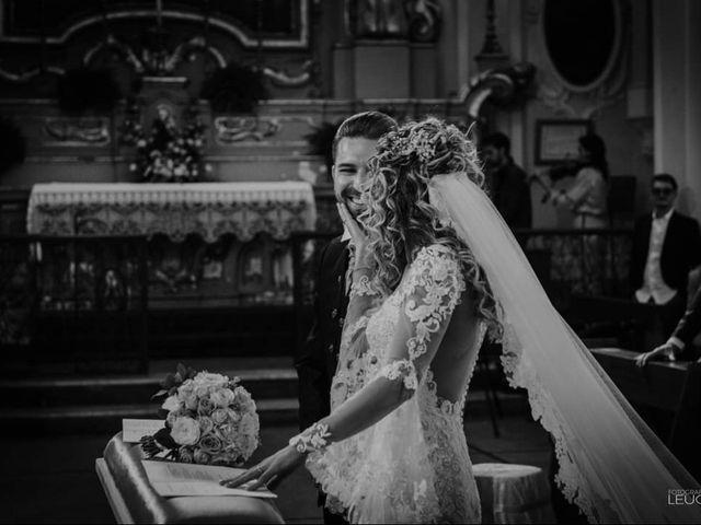 Il matrimonio di Giuliano e Serena a Squinzano, Lecce 1