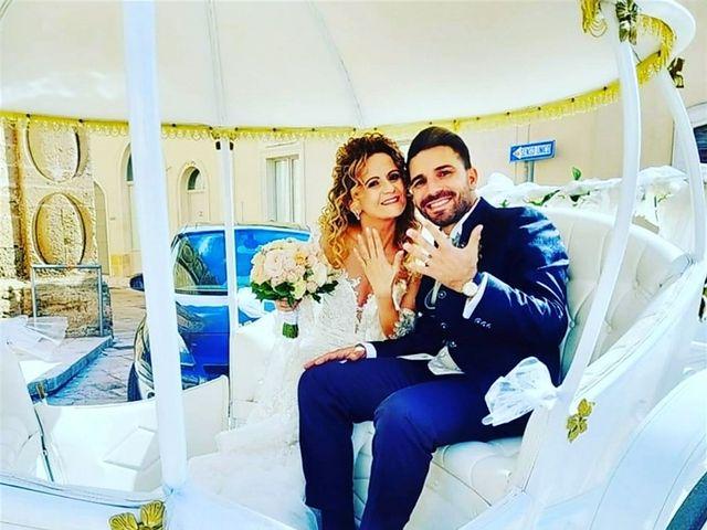 Il matrimonio di Giuliano e Serena a Squinzano, Lecce 6