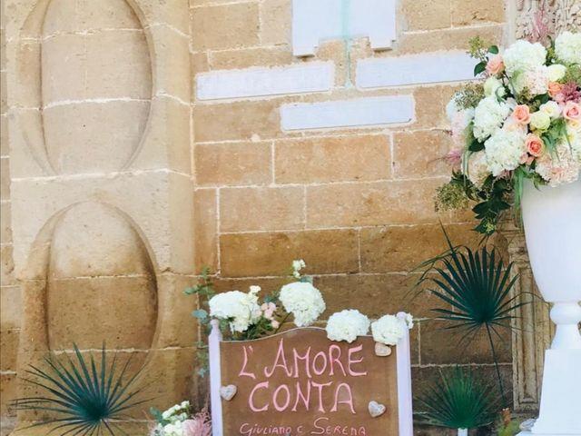 Il matrimonio di Giuliano e Serena a Squinzano, Lecce 10