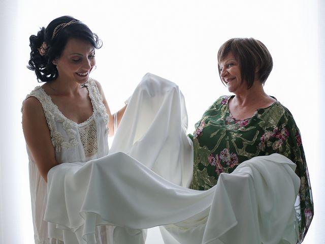 Il matrimonio di Pau e Giovanna a Maiori, Salerno 5