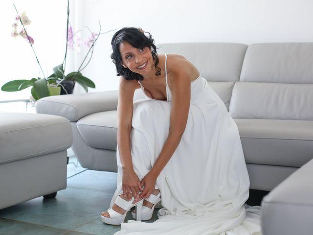 Il matrimonio di Pau e Giovanna a Maiori, Salerno 11