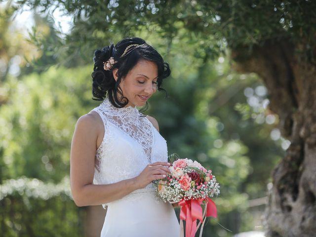 Il matrimonio di Pau e Giovanna a Maiori, Salerno 16