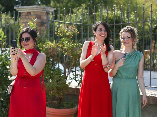 Il matrimonio di Pau e Giovanna a Maiori, Salerno 19