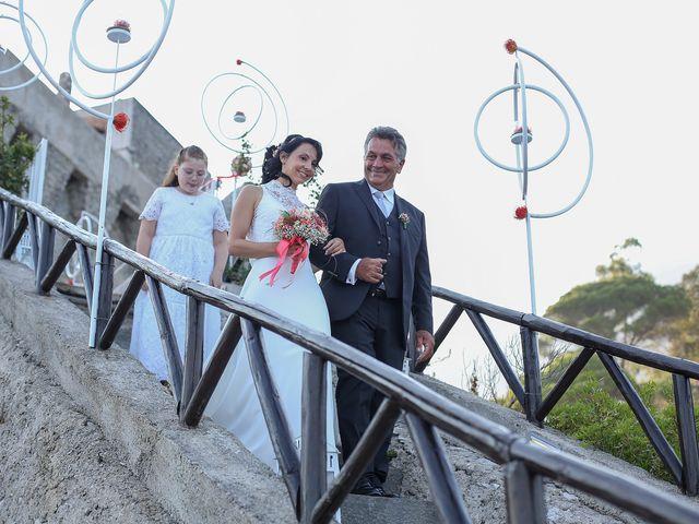 Il matrimonio di Pau e Giovanna a Maiori, Salerno 22