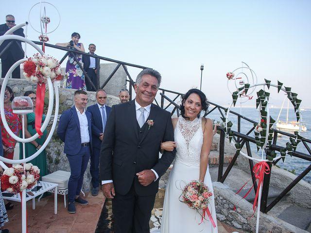 Il matrimonio di Pau e Giovanna a Maiori, Salerno 26