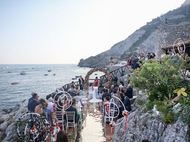 Il matrimonio di Pau e Giovanna a Maiori, Salerno 28