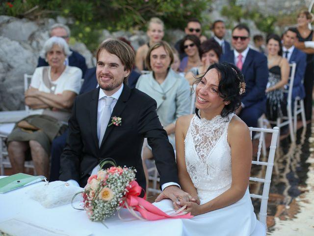 Il matrimonio di Pau e Giovanna a Maiori, Salerno 29