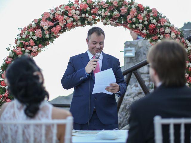 Il matrimonio di Pau e Giovanna a Maiori, Salerno 31