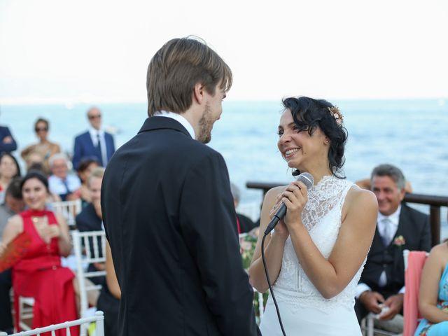 Il matrimonio di Pau e Giovanna a Maiori, Salerno 34