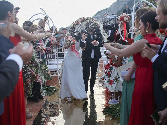 Il matrimonio di Pau e Giovanna a Maiori, Salerno 41