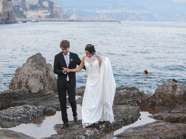 Il matrimonio di Pau e Giovanna a Maiori, Salerno 43