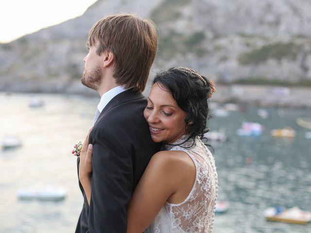 Il matrimonio di Pau e Giovanna a Maiori, Salerno 44