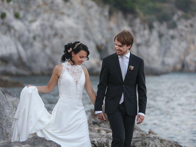 Il matrimonio di Pau e Giovanna a Maiori, Salerno 48