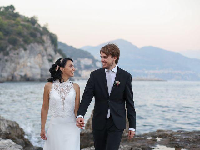 Il matrimonio di Pau e Giovanna a Maiori, Salerno 49