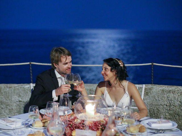 Il matrimonio di Pau e Giovanna a Maiori, Salerno 52