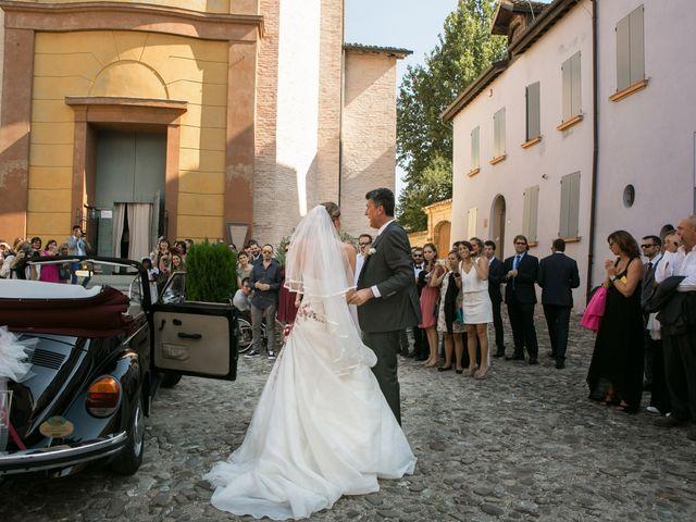 Il matrimonio di Giorgio e Sara a Correggio, Reggio Emilia 5
