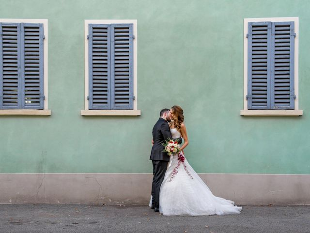 Il matrimonio di Giorgio e Sara a Correggio, Reggio Emilia 16